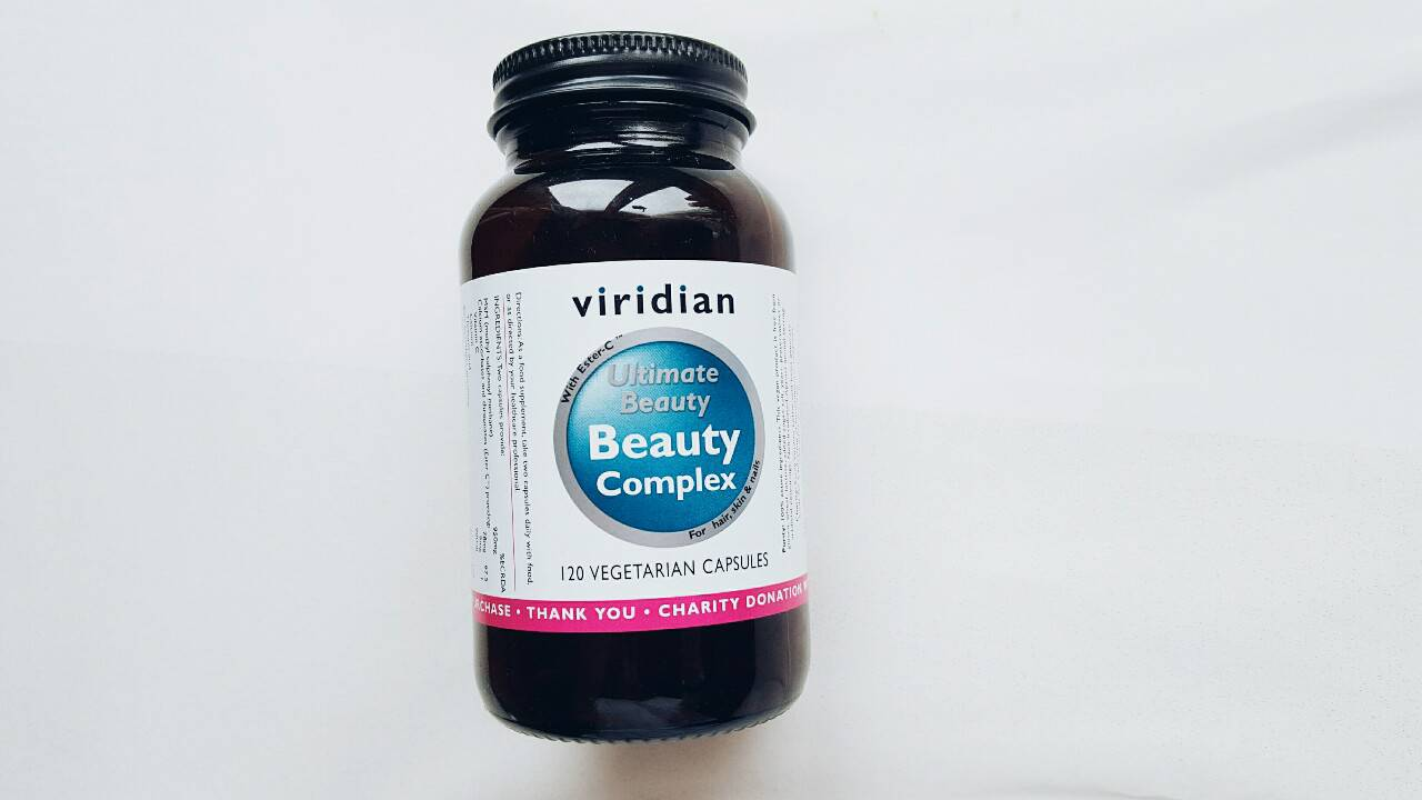 Viridain Ultimate Beauty Complex Capsules