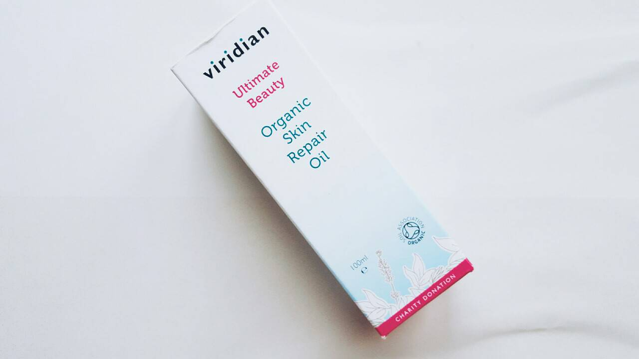 Viridian Organic Skin Repair Oil