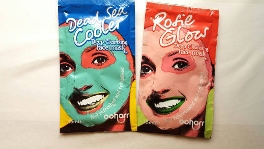 oooharr face masks