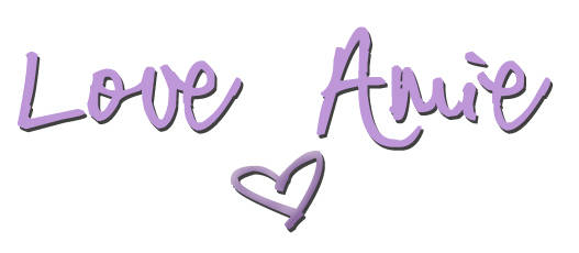 Love Amie 2016