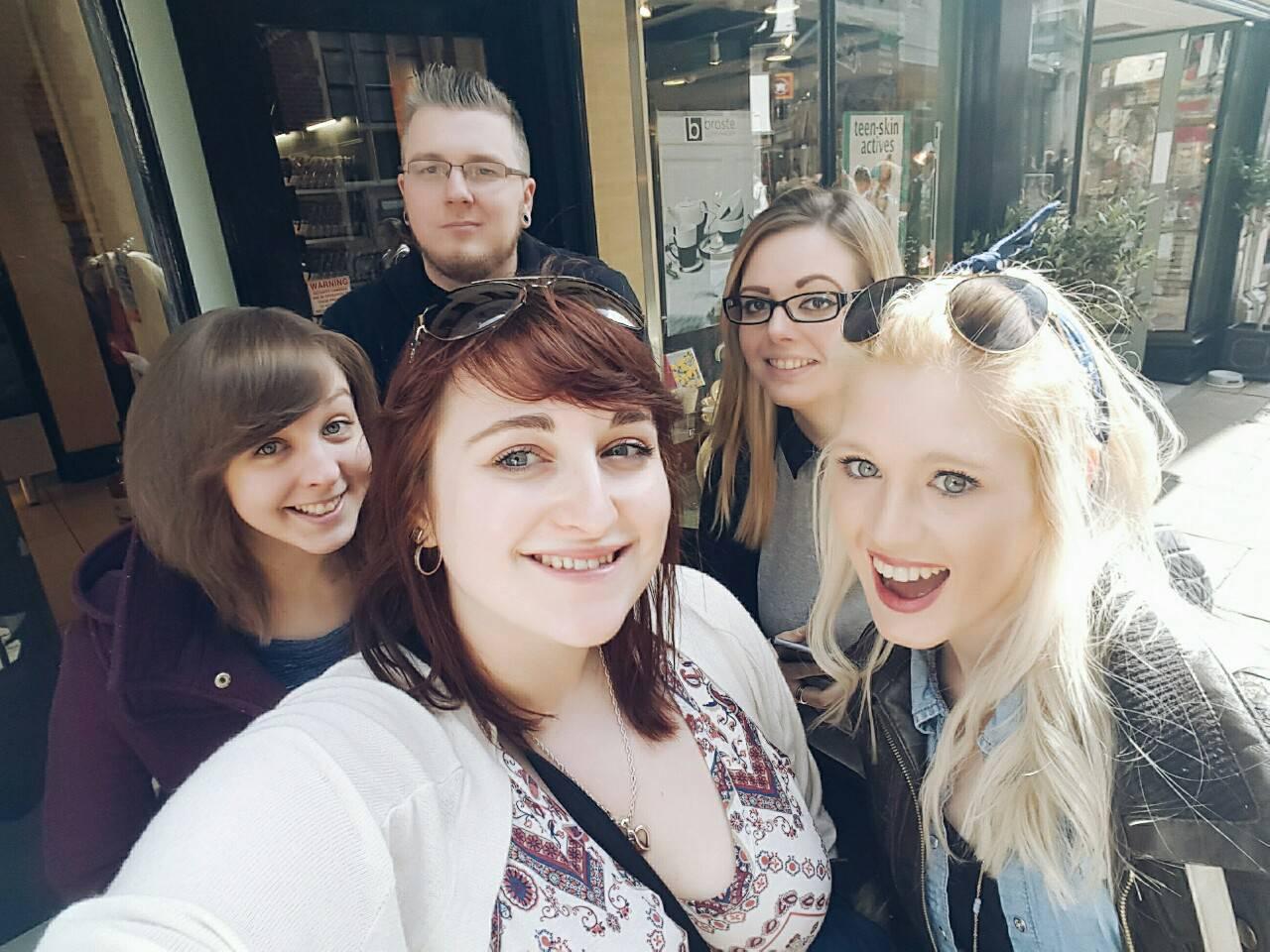 Canterbury Bloggers Meet 1
