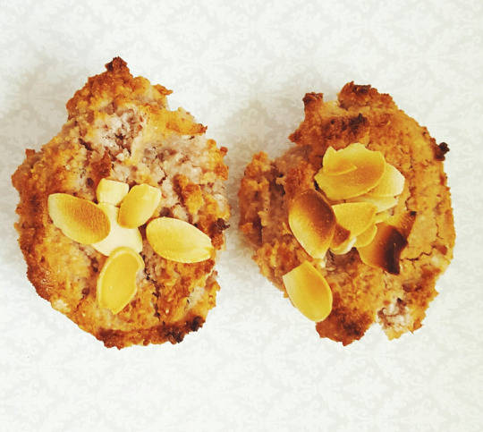 Coconut Breakfast Cookies Recipe