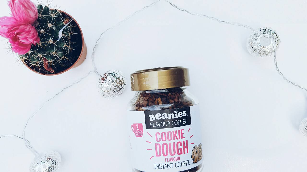 cookie dough coffee