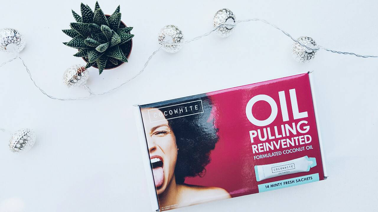 Get White Teeth With Cocowhite