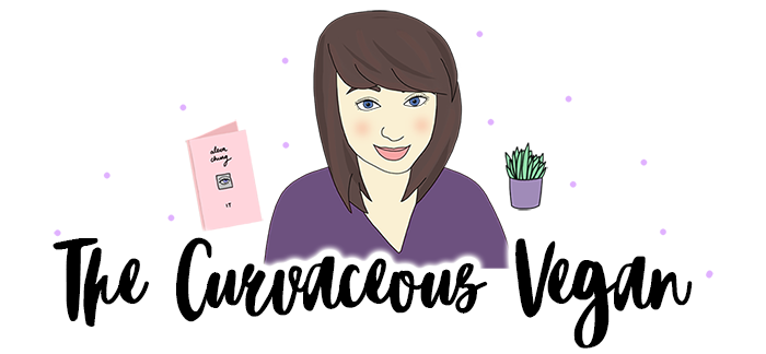 The Curvaceous Vegan | A Vegan Beauty, Lifestyle & Food Blog