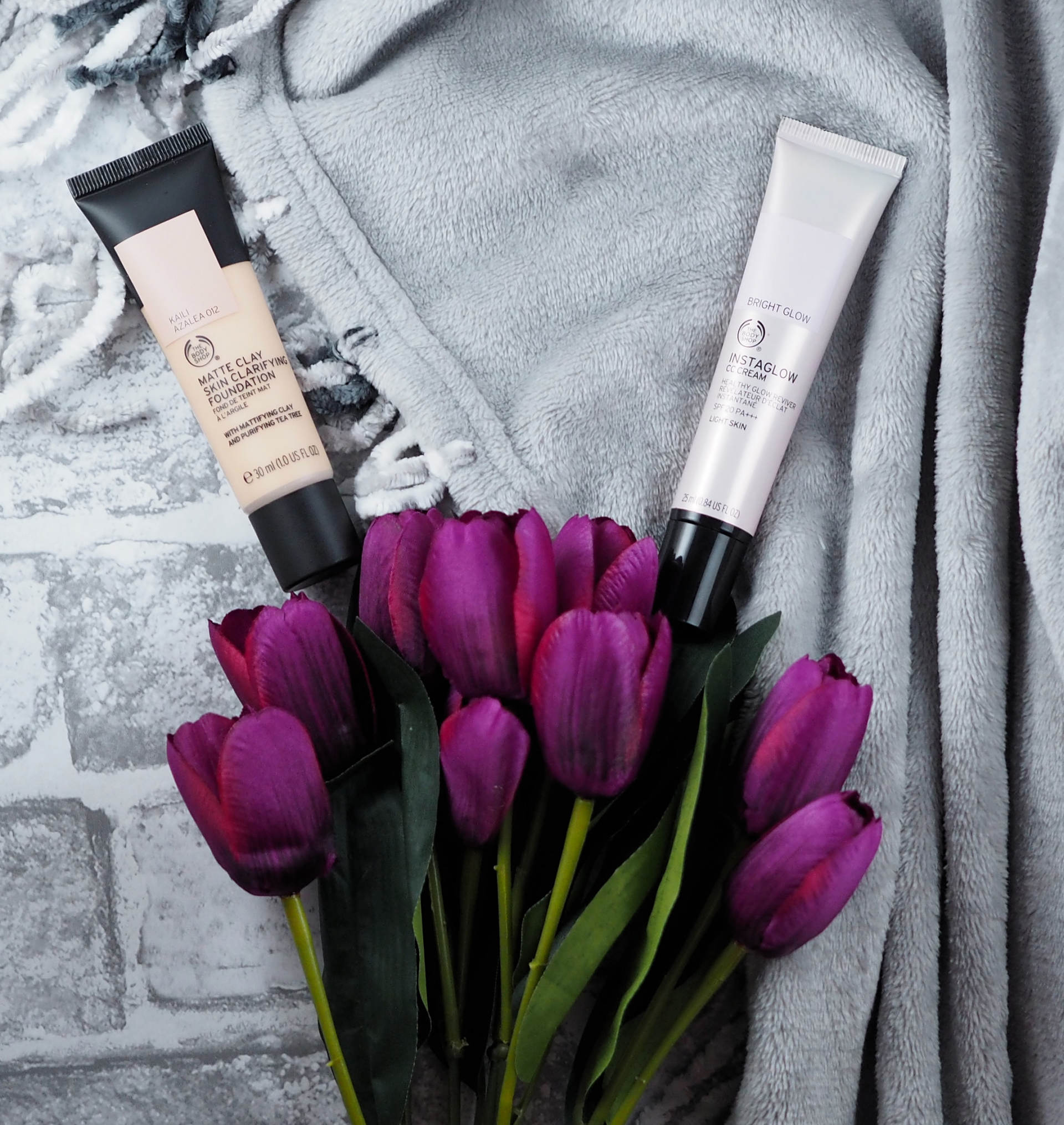 New beauty loves from the body shop the curvaceous vegan new beauty loves from the body shop izmirmasajfo