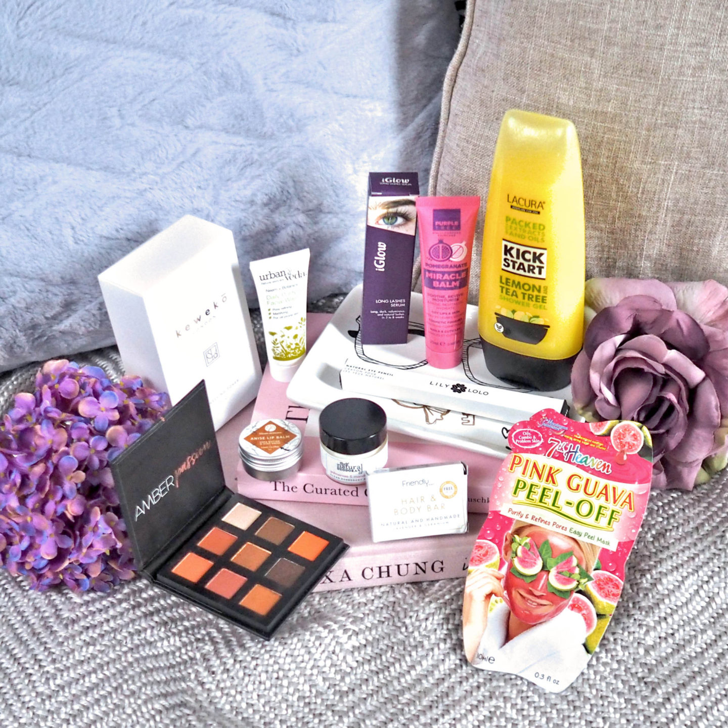 1125461f5a0 The Pip Box is one of my favourite subscription boxes ever, the products  you get in there are honestly amazing! Their new box which is in  collaboration with ...
